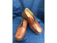 Men Clarks flex24 leather shoes (9.5)