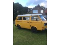 Volkswagen Westfalia T25 LHD Automatic Aircooled