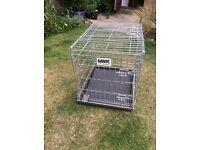 Medium Sized Dog Crate / Cage