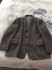 Vintage Men's Harris Tweed Jacket