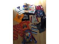 NEW children's 12/18 months bundle and paw patrol rucksack