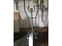 Get fit with a steps exercise bike