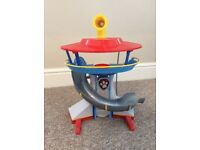 Paw Patrol look out tower toy