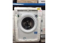 Beko washing machine. White. 9kg 1400spin A+++ energy rated. New/graded 12 month Gtee