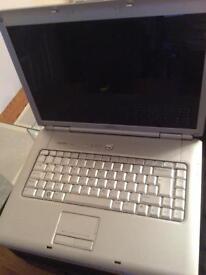 Dell windows vista laptop