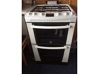 Zanussi ZKG6040 Freestanding Gas Cooker