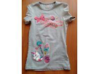 New JoJo Siwa tshirt top - bows, cupcakes and unicorns