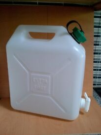 10 Litre Water Jerry Can Used