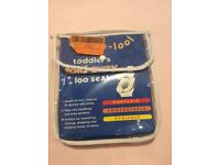 TOODLE -LOO! new Toddler's with Disposable liners POTETTIE PLUS