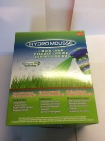 Hydro mousse lawn repair