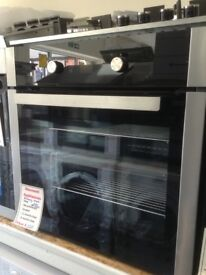 Blomberg intergrated single oven. £220. RRP £320. New/graded 12 month Gtee
