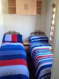 8 berth caravan for rent in Ingoldmells, Skegness
