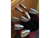 Titleist DCI Irons, used