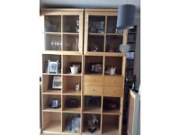 Lovely display unit from ikea ,needs a good home as moving