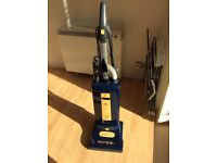 Sebo automatic X4 extra upright vacuum cleaner 1300w. Anti allergy filtration.