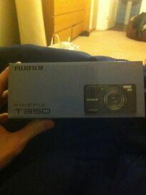 Fujifilm fine pix T350