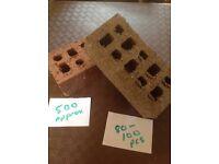 engineering bricks brand new 20p each