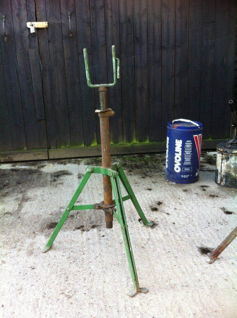 large folding work stands