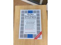 Small Business Accounts Book (BRAND NEW UNUSED)