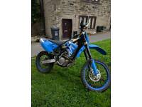 TM EN 250 4T road legal Motorbike not cr rm yz ktm kx
