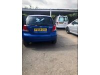 2004 DAEWOO KALOS 1.2, MOT SEPT 2018, 76K, 1 OWNER FROM NEW £595