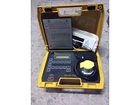 Metrotest MPAT 60 portable appliance tester - Excellent Condition