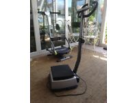 Vibration plate weight loss toning exercise Equipment gym