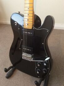 Fender Telecaster thinline with trem