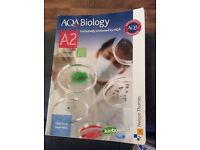 AQA Textbook, A2 Biology