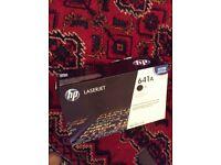 HP Laserjet 641A/C9720A Black Toner