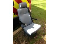 Mini bus seat from Renault Master