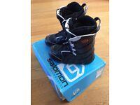 Snowboard boots Salomon Malamute UK11