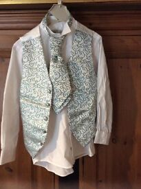 Boys wedding outfit age 7