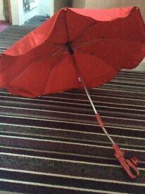 Pram parasol-sun umbrella