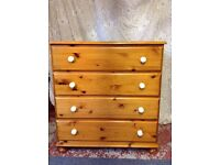 Pinewick Pine Bedroom Furniture