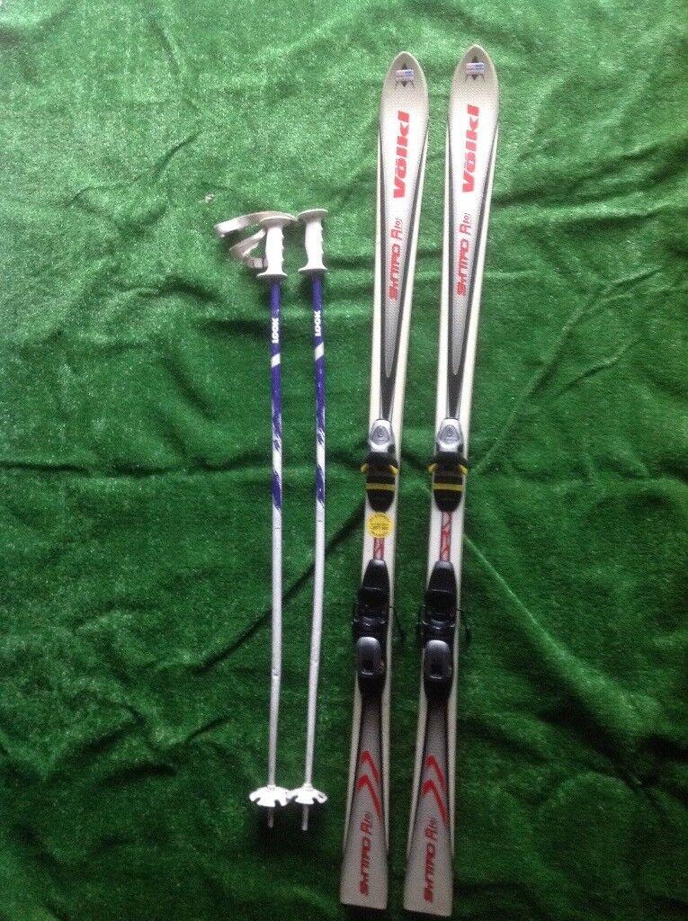 Skis Volkl Syntro 168 cm