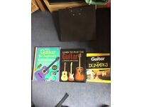 3 books - dummies / usborne and other