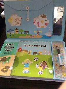Kids sticker kit