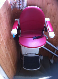 21/2/17 still for sale. stairlift fully working