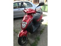 Moped Sym Symply 50cc