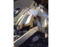 Free Kingspan insulation off cuts