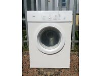 White Logic 6kg Vented Tumble Dryer - Excellent Condition - Like New £75.00