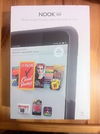 Brand New Barnes and Noble Nook HD Smoke 8GB Tablet