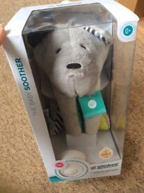 Brand New and Boxed Whisbear Baby Soother