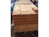 1200 Ibstock Caledonian bricks on pallets