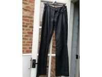 Leather Trousers - Karen Millen