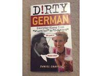 """Dirty German"" phrase book"