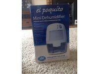 El Poquito mini dehumidifier