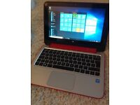 HP Pavilion x360 notebook 11-no12na red