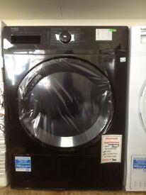 Beko 7kg condesnser dryer. Black. £200. New/graded 12 month Gtee